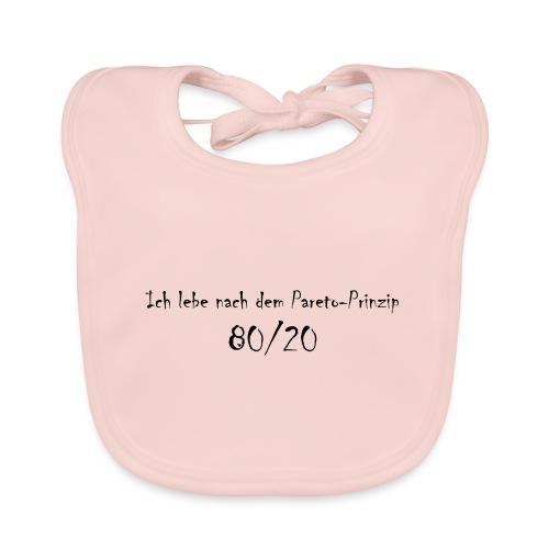 Pareto Prinzip - Baby Bio-Lätzchen