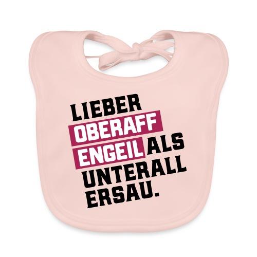 Ober-AFFEN-GEIL - Baby Bio-Lätzchen