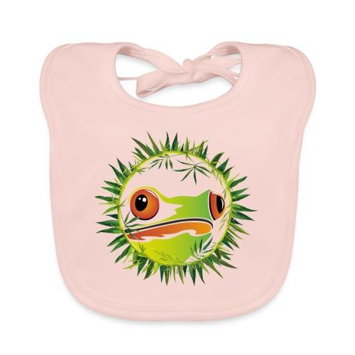Frosch - Baby Bio-Lätzchen