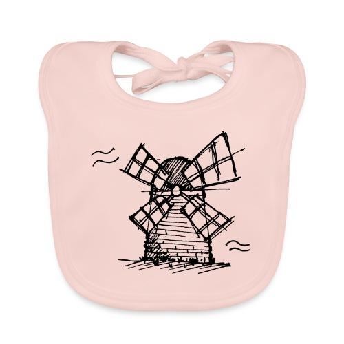 Windmill - Organic Baby Bibs