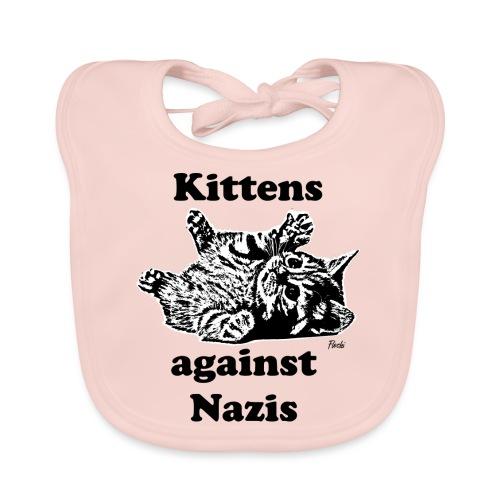 kittensagainstnazis - Baby Bio-Lätzchen