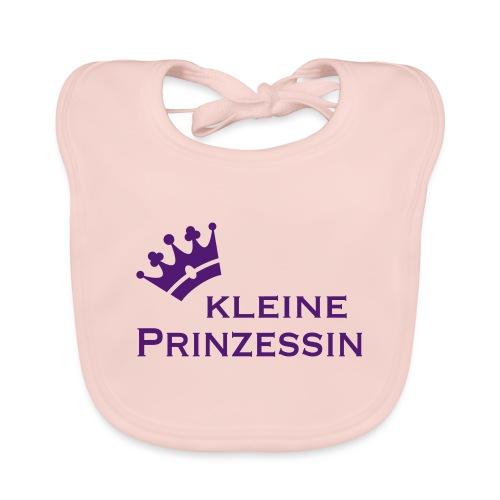 Kleine Prinzessin - Baby Bio-Lätzchen