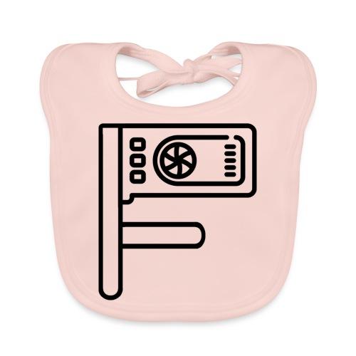 Logo Floewtech - Baby Organic Bib