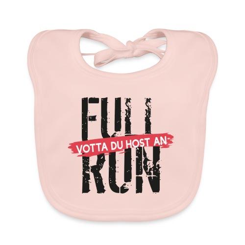 Full Run - Baby Bio-Lätzchen