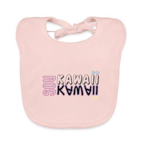 SOY KAWAII - Babero ecológico bebé