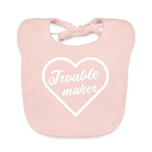 Trouble Maker - Baby Bio-Lätzchen
