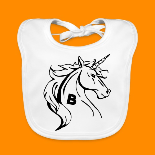 the biodusty unicorn mousepad - Bio-slabbetje voor baby's