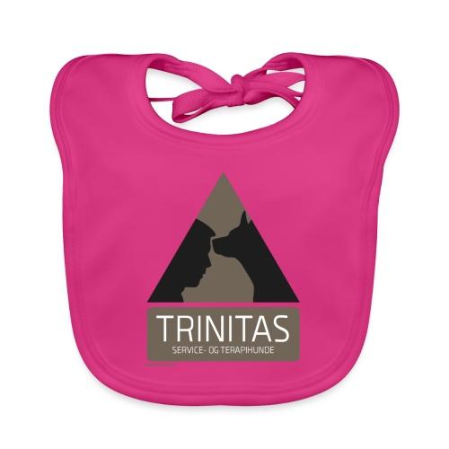 Trinitas Shirts - Baby økologisk hagesmæk