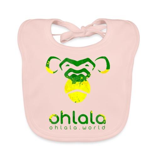 Ohlala Jamaica - Bavoir bio Bébé