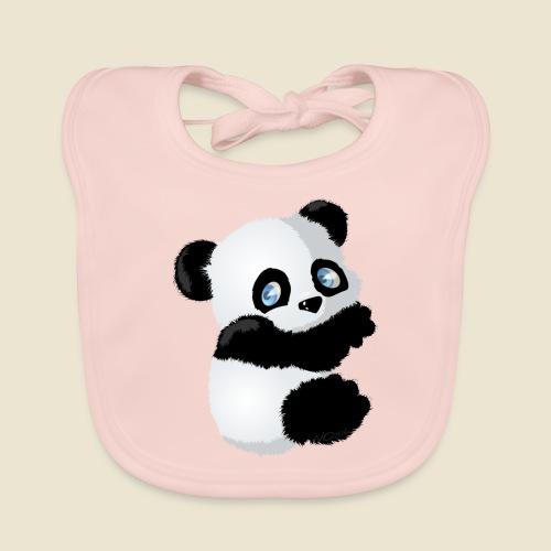 Bébé Panda - Bavoir bio Bébé