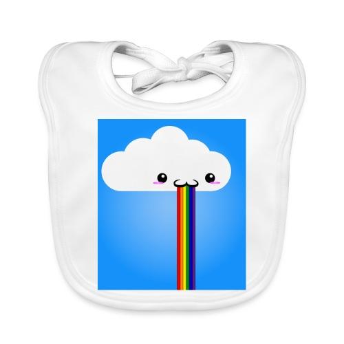 rainbow - Baby Bio-Lätzchen