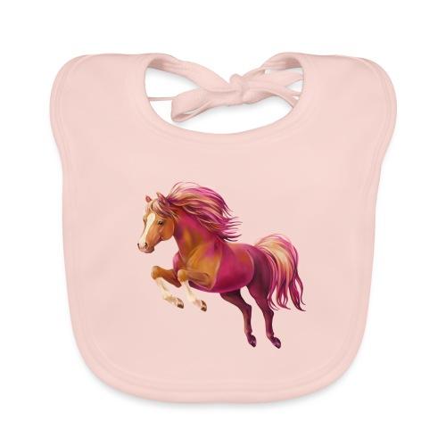 Cory the Pony - Baby Bio-Lätzchen