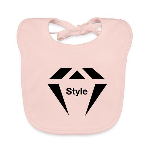 J.O.B Diamant Style - Baby Bio-Lätzchen