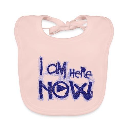 I am here now - Bio-slabbetje voor baby's