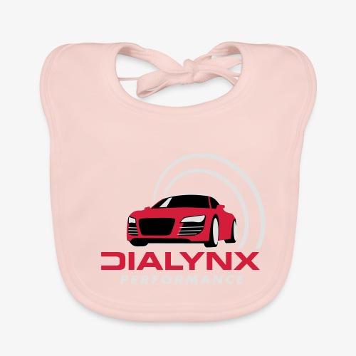 Dialynx Logo - Baby Organic Bib
