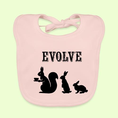 EvolveBunny - Bio-slabbetje voor baby's