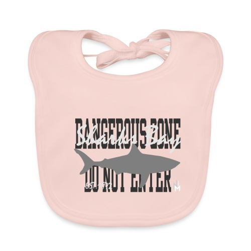 Sharks Bay - Baby Bio-Lätzchen