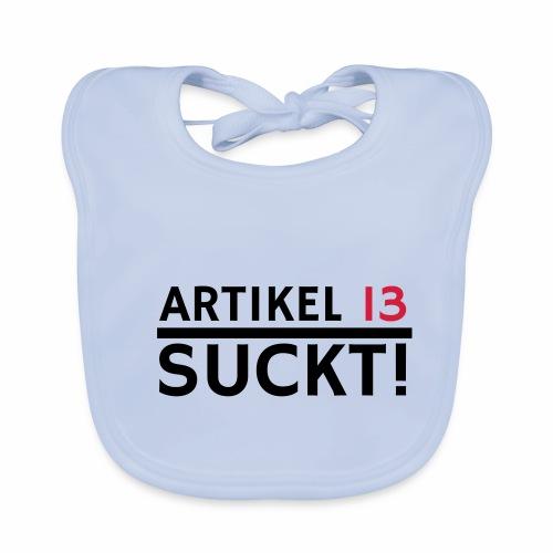 Artikel 13 | Netzfreiheit | Urheberrecht - Baby Bio-Lätzchen