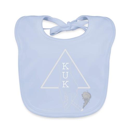 K.U.K - Logo Pulli schwarz - Baby Bio-Lätzchen