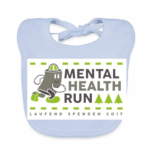 mental health run 2017 - Baby Bio-Lätzchen