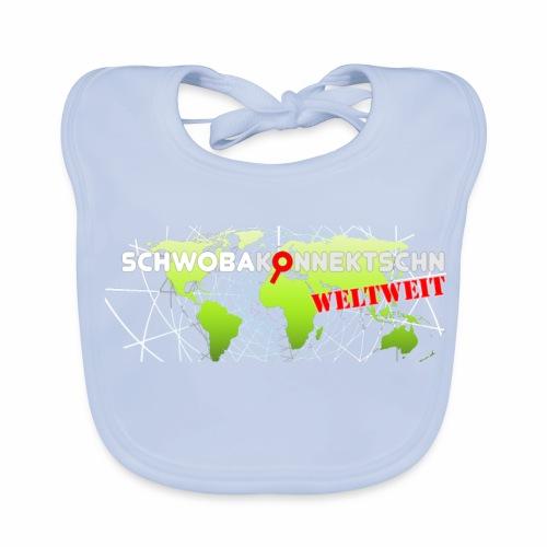 Schwobakonnektschn Logo (transparent) - Baby Bio-Lätzchen