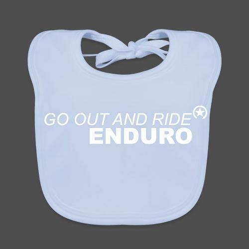 wyjść i jeździć enduro - Ekologiczny śliniaczek