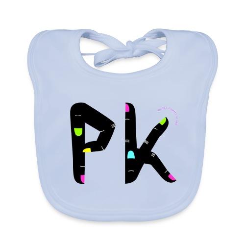 PK – det finaste vi har - Ekologisk babyhaklapp