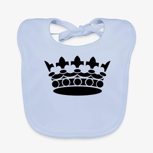 King Crown Mobilskal - Ekologisk babyhaklapp