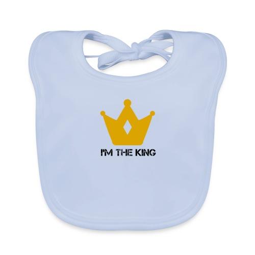 Kuningas - Vauvan ruokalappu