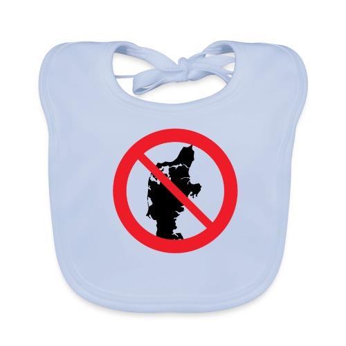 Jylland forbudt - Børnekollektion - Baby økologisk hagesmæk