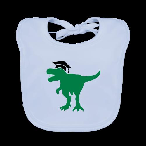 Dinosaurier Doktorhut Promotion Dissertation - Baby Bio-Lätzchen