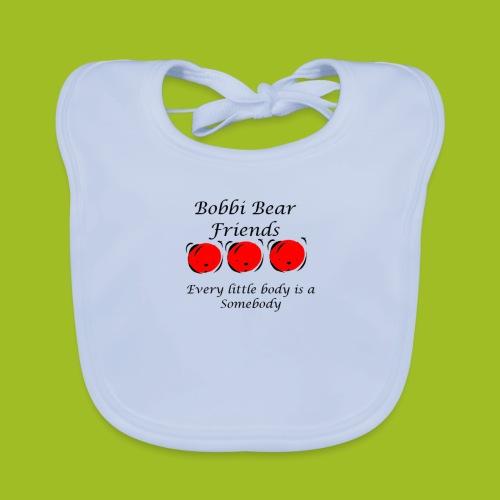 Every Little Body is a Somebody - Bio-slabbetje voor baby's