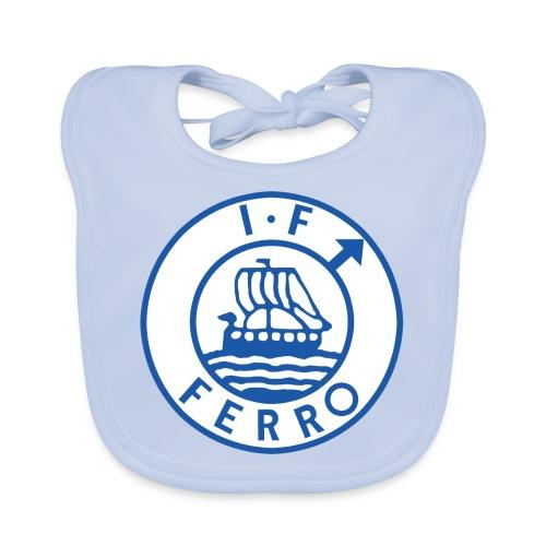 big logo Ferro png - Ekologisk babyhaklapp