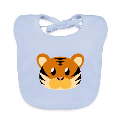 Tiger »Tom« - Baby Organic Bib
