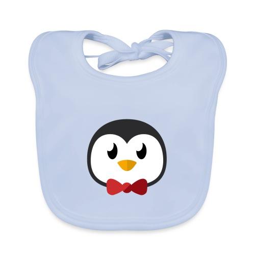 Pinguin »Ping« - Organic Baby Bibs