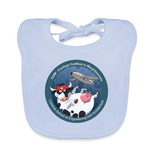 COW Logo - Baby Organic Bib