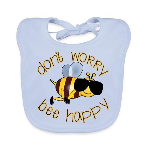 Bee happy, it´s summertime! - Baby Bio-Lätzchen