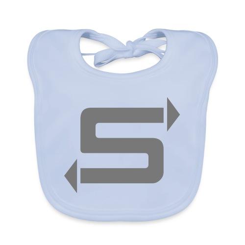 Samba S Logo - Baby Organic Bib