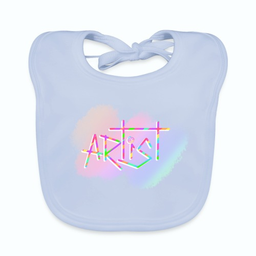 Artist in Colors - Babero ecológico bebé