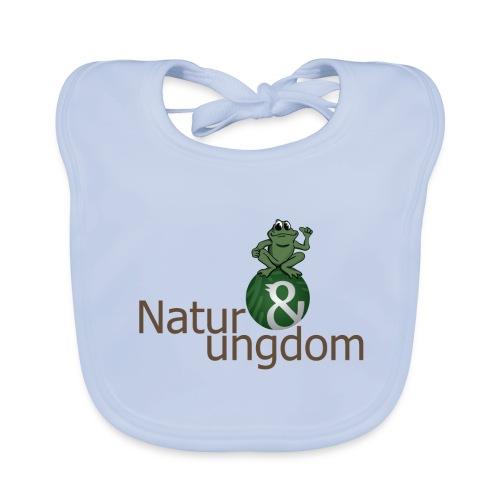 logo t shirt art fro morsoe02 png - Hagesmække af økologisk bomuld