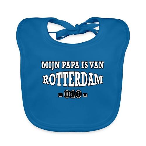 mijn papa Rotterdam - Bio-slabbetje voor baby's