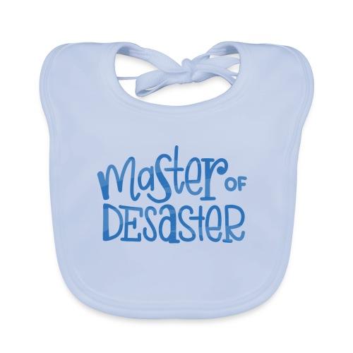 master of desaster - Baby Bio-Lätzchen