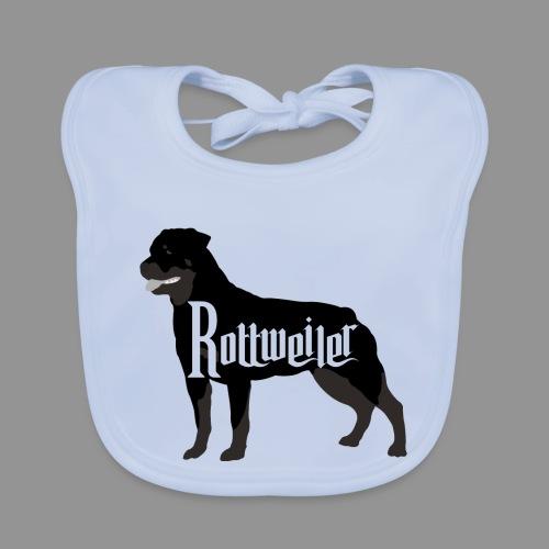 Rottweiler - Organic Baby Bibs
