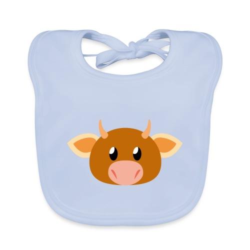 Kuh »Mili« - Organic Baby Bibs