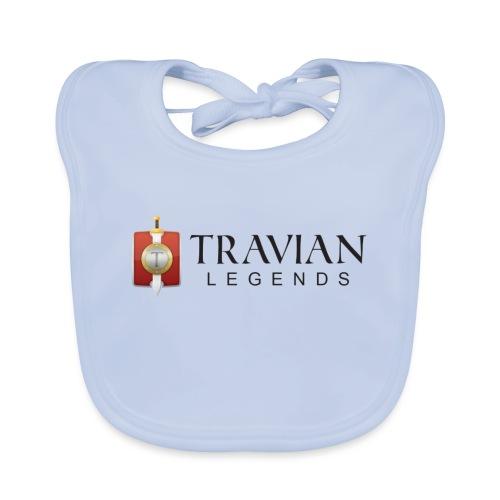 Travian Legends Logo - Baby Organic Bib