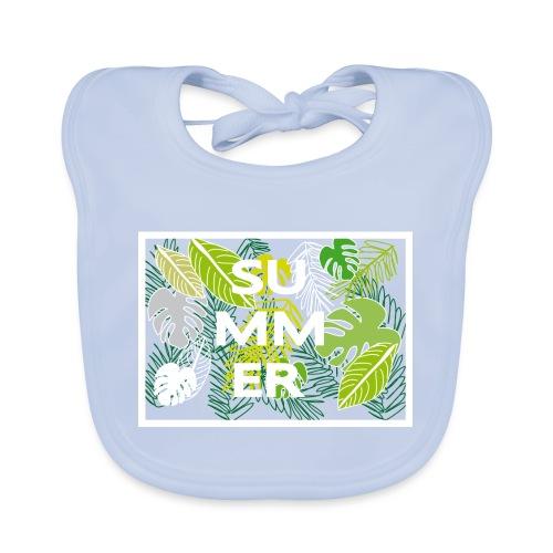 Summer - Sommer - Baby Bio-Lätzchen