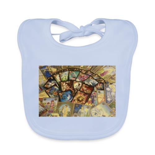 oracle throw pillow - Baby Organic Bib