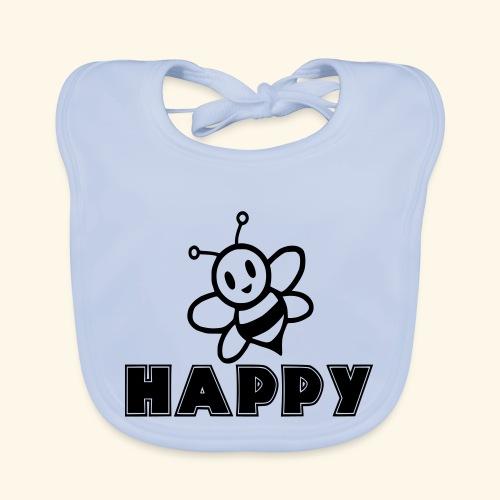 Happy - Bio-slabbetje voor baby's