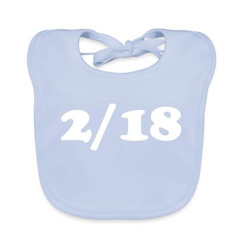 2/18 - Vauvan luomuruokalappu