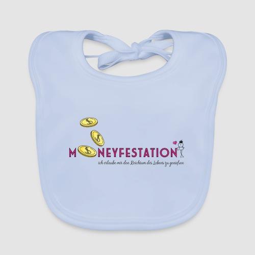 moneyfestation - Baby Bio-Lätzchen